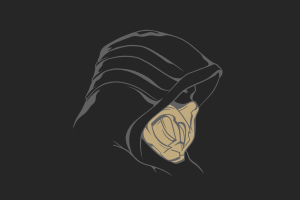 mortal kombat scorpion (character) mortal kombat 11 simple simple background