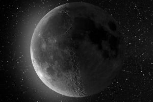 nature space astronomy moon