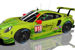 neon assetto corsa race cars