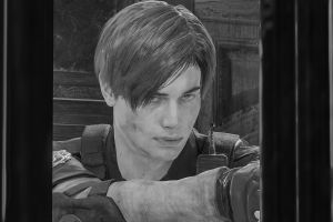 pc gaming leon s. kennedy resident evil 2 remake screen shot video game characters