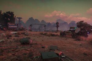 pc gaming screen shot rage 2