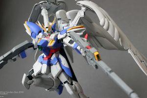 photography science fiction anime macro gundam robot mobile suit gundam wing mech