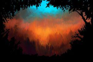 plants trees 00111 (artist) artwork