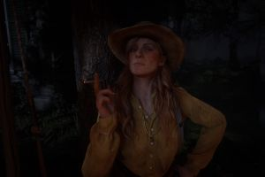 playstation 4 video games video game art sadie adler screen shot video game characters playstation 4 pro red dead redemption 2