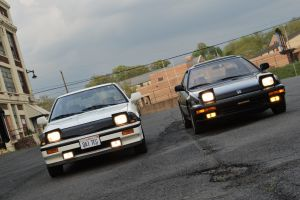popups 80s cars honda prelude 1980s da1 honda acura integra acura
