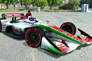 race cars vehicle car render indycar