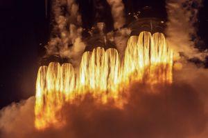 rocket fire technology vehicle