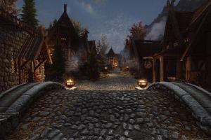 screen shot slmp whiterun rpg video games the elder scrolls v: skyrim