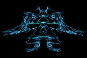 silk simple background digital art
