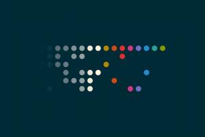 simple background minimalism solarized colorscheme circle