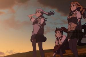 sky anime girls anime black clover