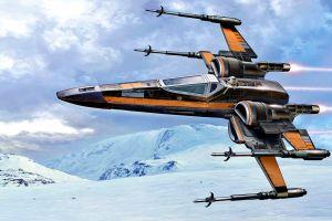 star wars vehicle artwork star wars ships x-wing