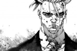 sun ken rock drawing manga
