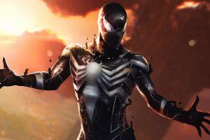 symbiote spider-man marvel comics