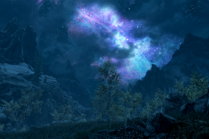 the elder scrolls v: skyrim screen shot pc gaming