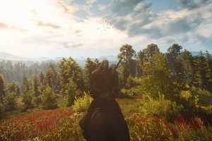 the witcher 3: wild hunt geralt of rivia video games