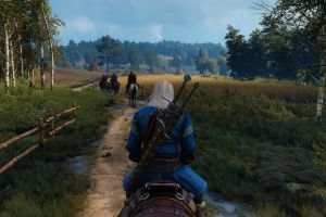the witcher 3: wild hunt video games rpg geralt of rivia cd projekt red screen shot