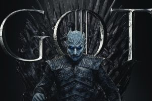tv series game of thrones the night king
