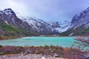 ushuaia nature patagonia landscape
