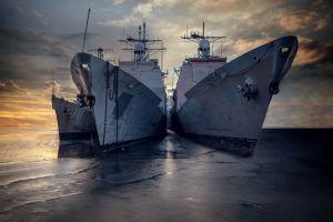 vehicle military ship