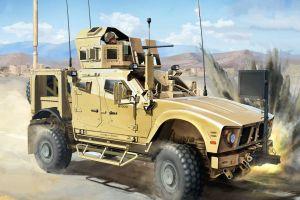 vehicle military truck artwork
