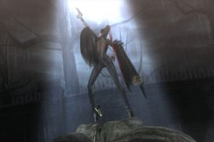 video games bayonetta screen shot