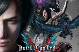 video games devil may cry 5 capcom devil may cry video game art