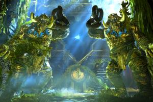 video games god of war (2018) screen shot