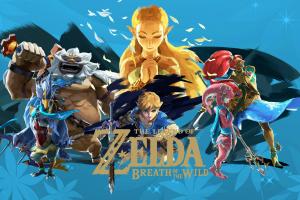 video games the legend of zelda the legend of zelda: breath of the wild