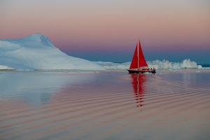 water outdoors vehicle boat nature sailboats