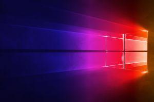 windows 10 microsoft windows logo