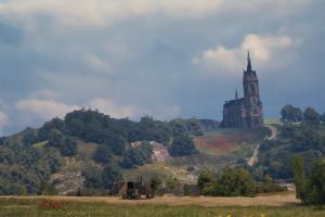 world of tanks church landscape