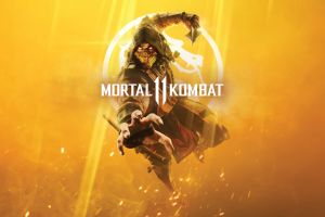 xbox video games video game warriors mortal kombat yellow background mortal kombat 11