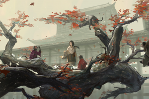 yukata kimono sekiro: shadows die twice video games japan video game art