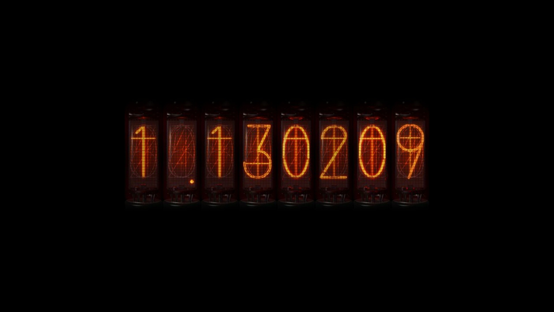 anime nixie tubes steins;gate time travel divergence meter