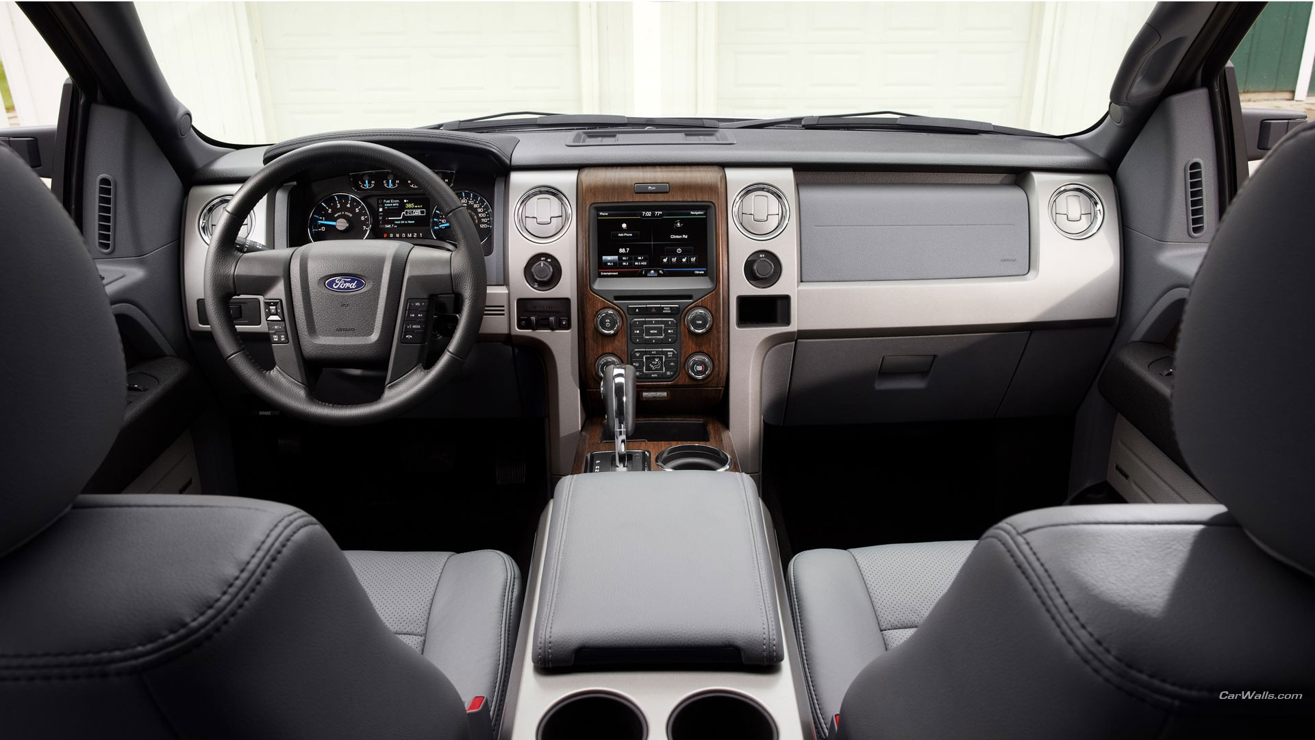 ford f-150 car interior ford car vehicle