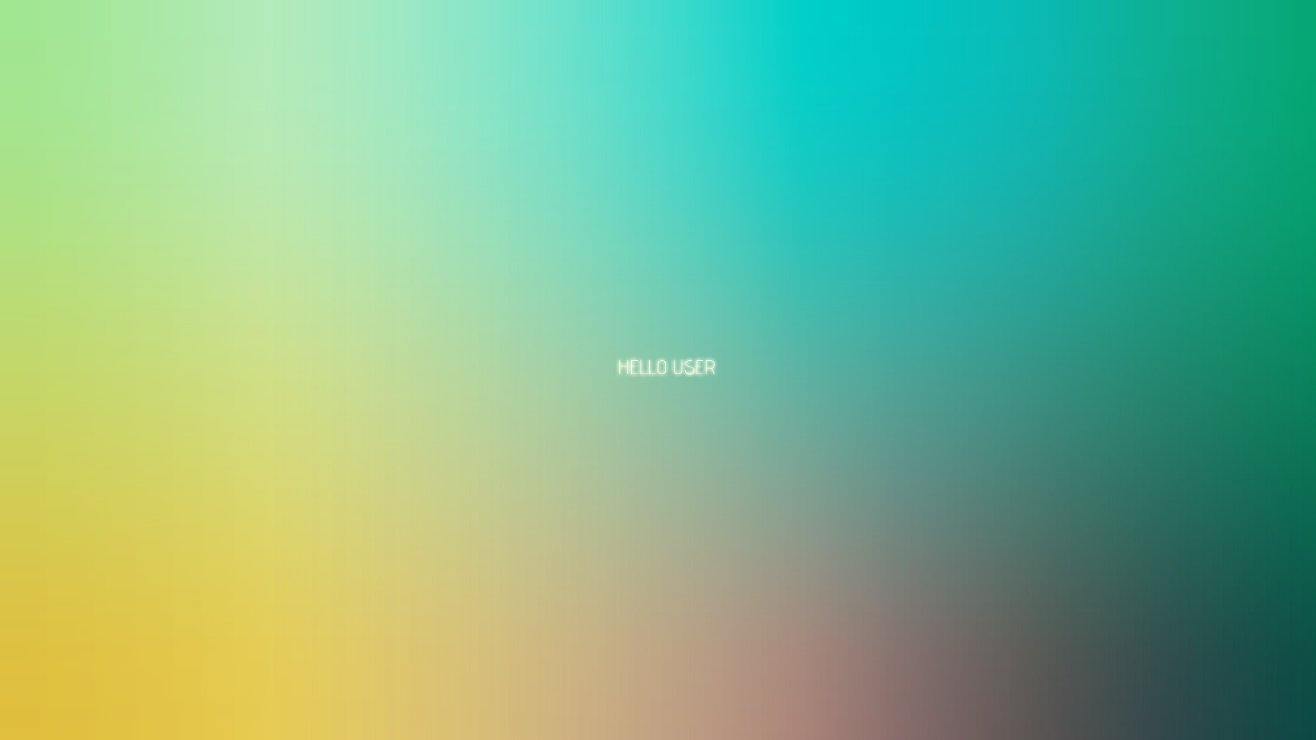 gradient typography minimalism simple background letter