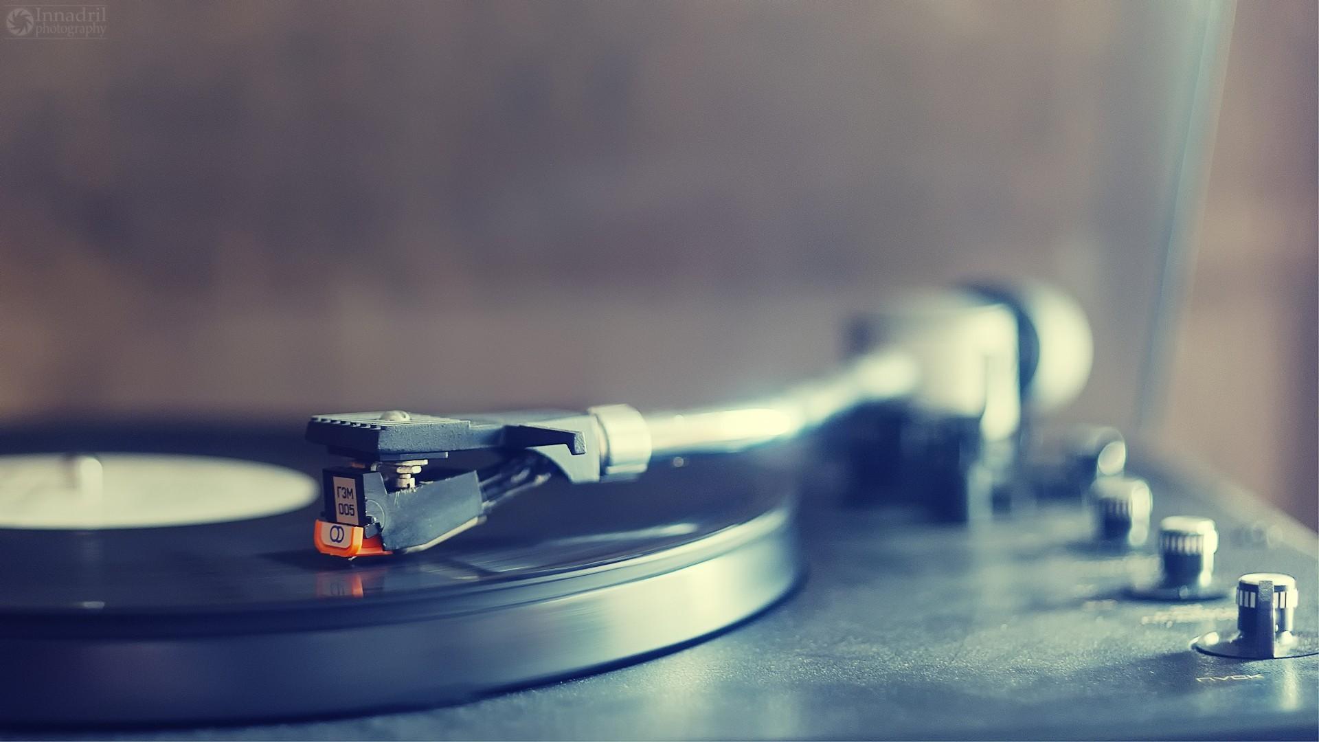gramophone vinyl music