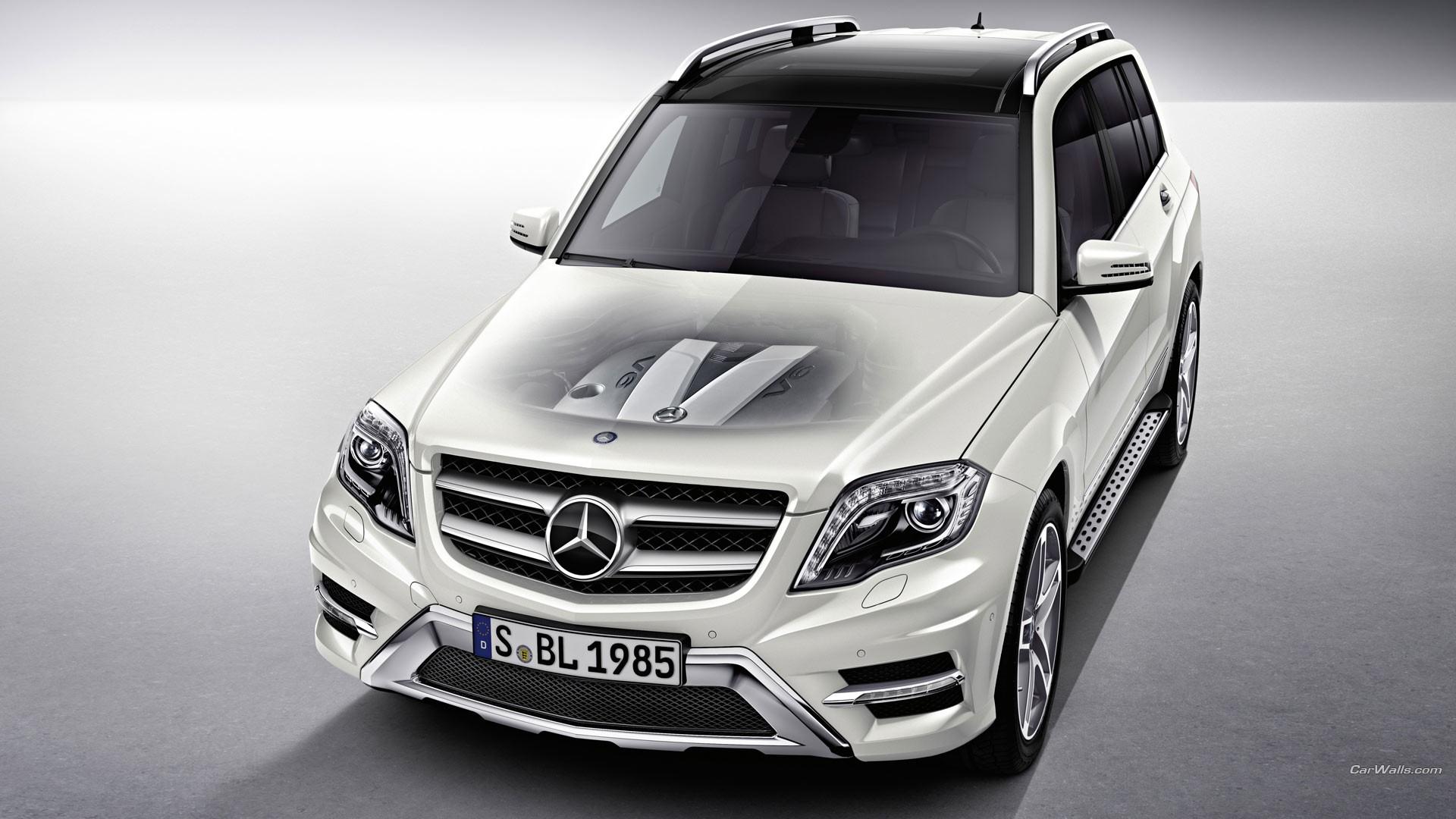 mercedes glk car vehicle mercedes-benz silver cars numbers