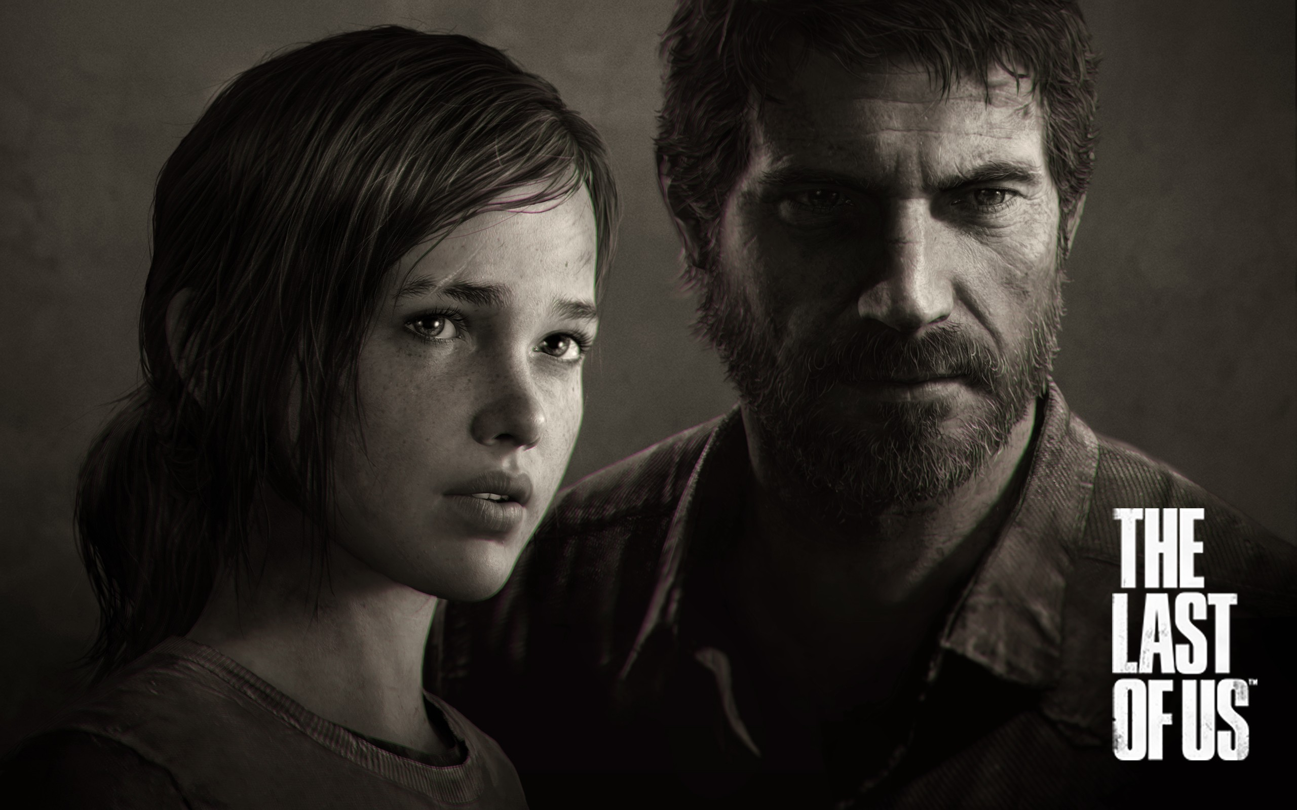 monochrome video games the last of us