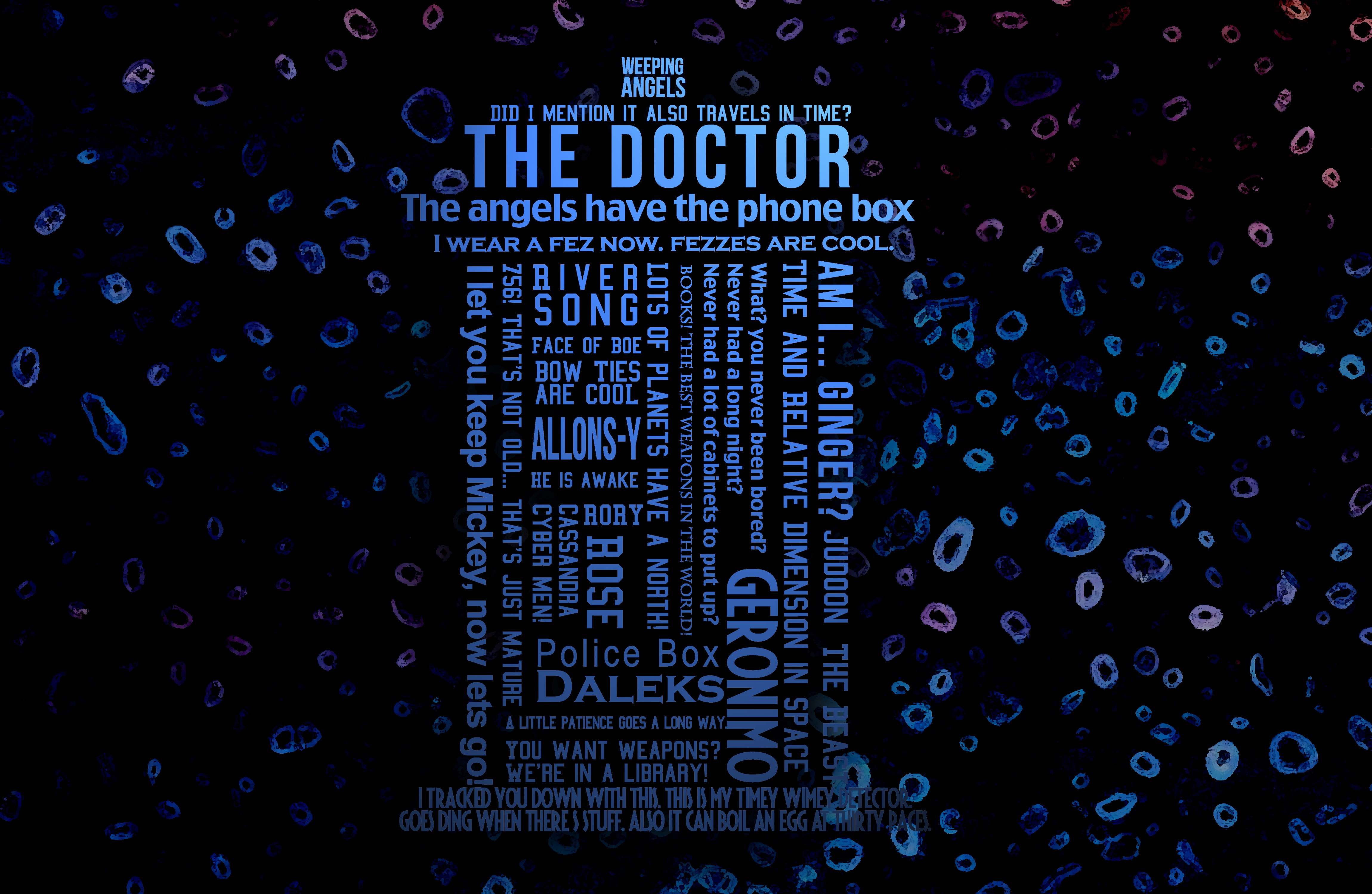 quote time travel the doctor typography tardis humor doctor who