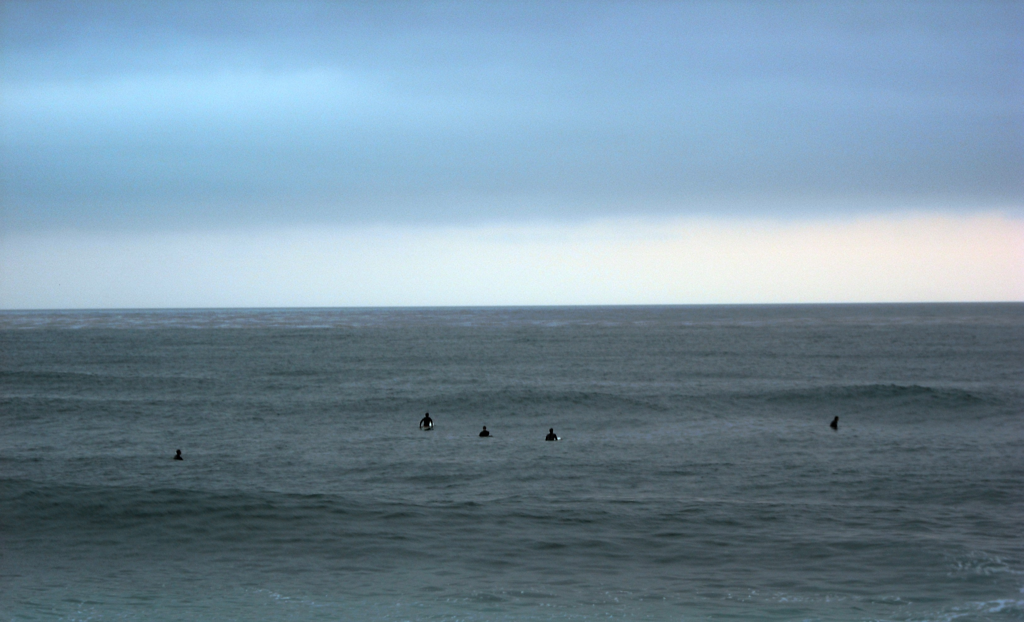 surfing sea horizon surfers
