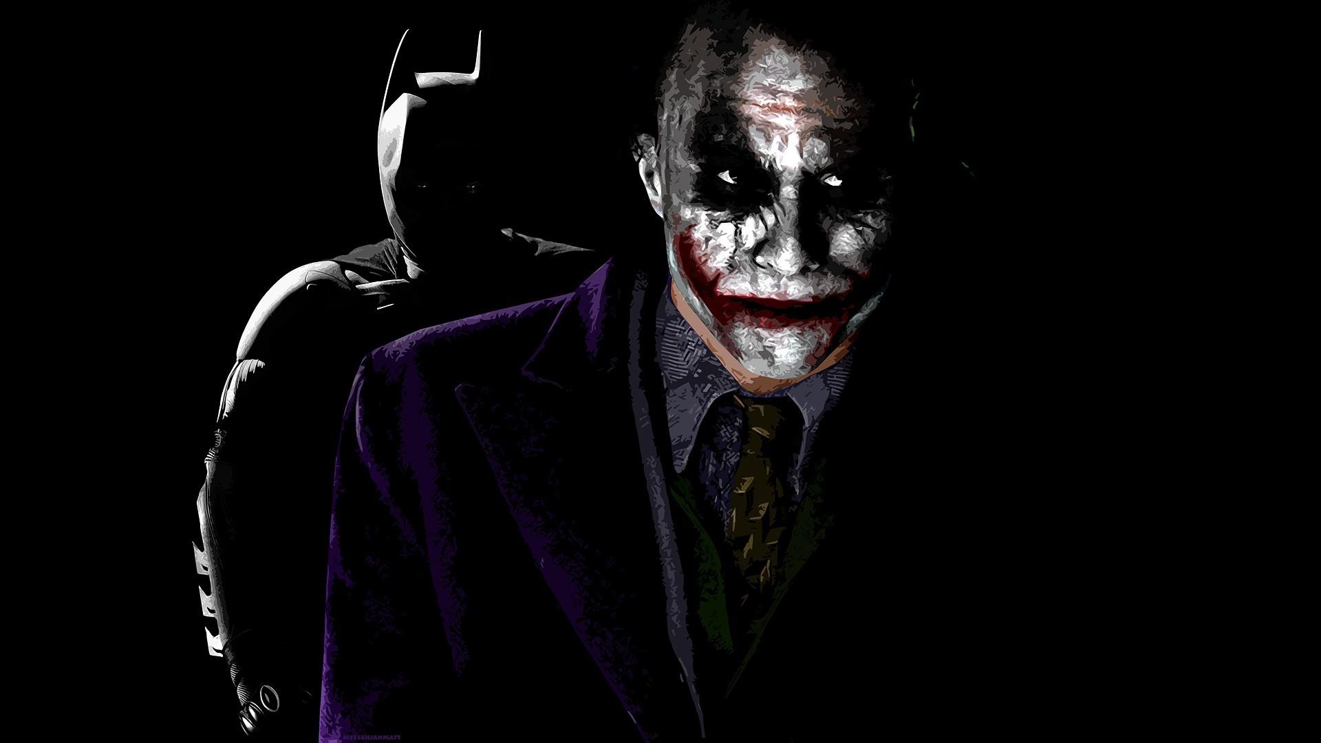 the dark knight messenjahmatt batman joker movies