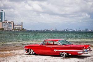 1960 chevrolet impala sea beach car