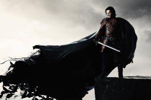 2014 (year) dracula untold cape sword vampires dracula