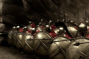 300 battle warrior movies sparta