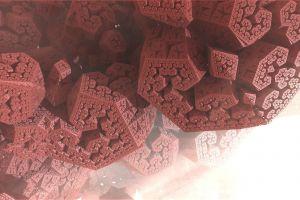 abstract fractal 3d fractal digital art