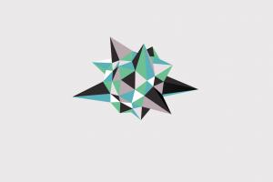 abstract minimalism digital art