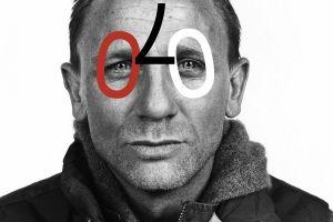 actor 007 james bond face men daniel craig