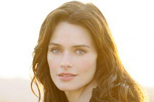 actress blue eyes netherlands model women dutch brunette